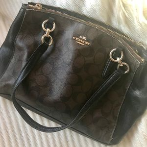 COACH New York Purse